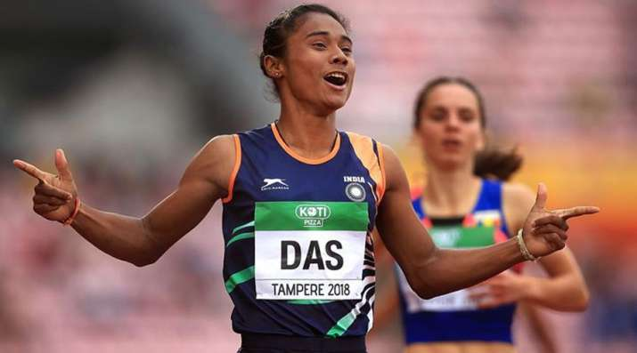 Anand Mahindra offers financial support to Hima Das for Olympic preparation - India TV Paisa