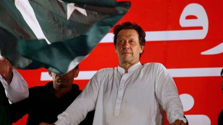 Pakistan stock market rise on Imran Khan lead in general elections- India TV Paisa