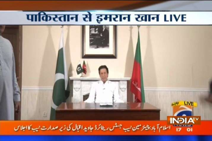 Imran khan- India TV