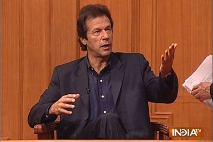 Imran Khan in Aap Ki Adalat- India TV