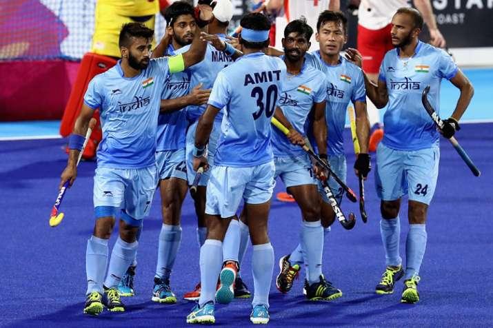 भारतीय पुरुष हॉकी टीम - India TV