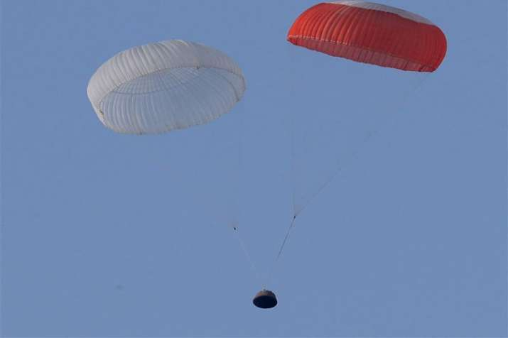 ISRO conducts first successful escape test for India's manned mission to space- India TV