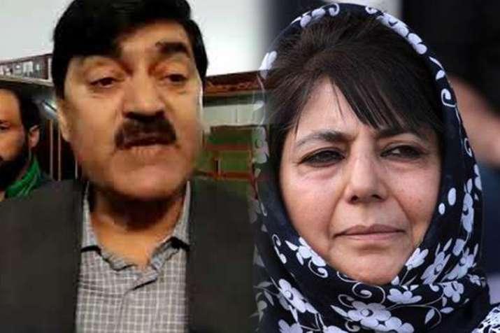 'बीजेपी के साथ कश्मीर में सरकार बनाने में कोई आपत्ति नहीं, हमारे पास हैं पूरे नंबर'- India TV