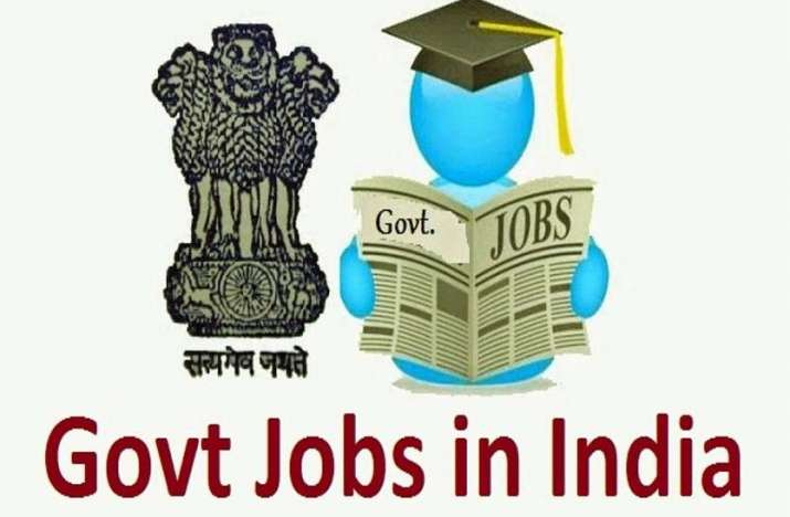 Govt. jobs- India TV
