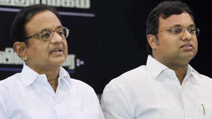 P Chidambaram and Karti Chidambaram- India TV Paisa