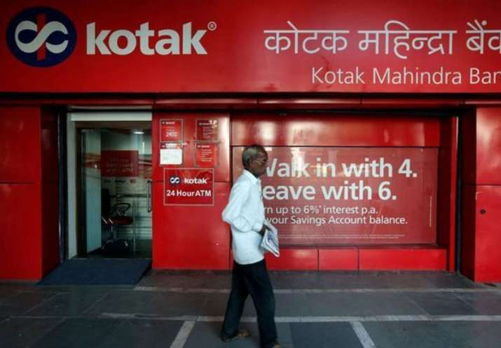 Kotak Mahindra Bank net profit rose 12 percent in June Quarter- India TV Paisa