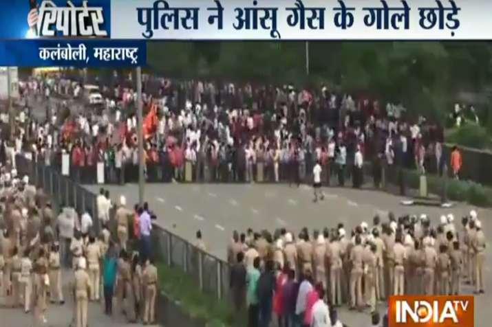 नवी मुंबई के कलंबोली...- India TV