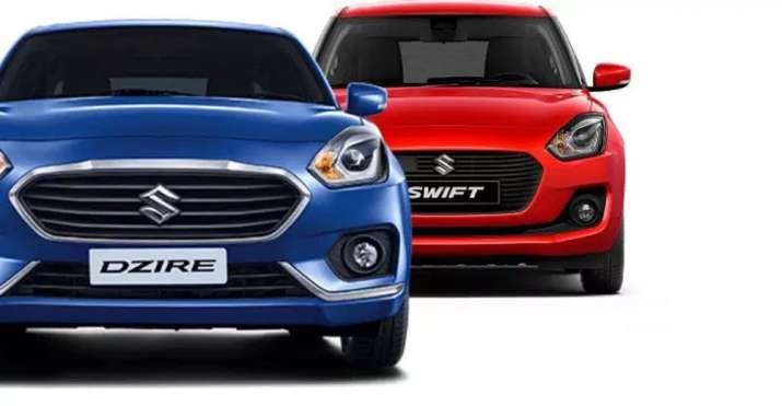Maruti Suzuki to Recall 1279 new Swift & new Dzire- India TV Paisa