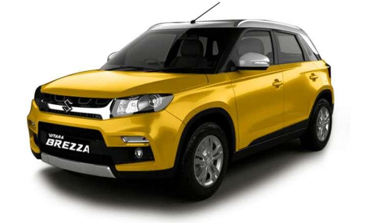 Vitara Brezza sale surpasses 3 lakh units since its launch says Maruti Suzuki- India TV Paisa