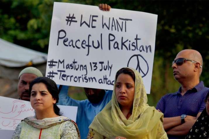 Pakistan: Mastung suicide bomber was student of a madrassa | AP- India TV