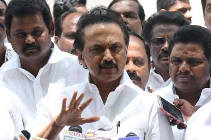 DMK's MK Stalin lashes out at AIADMK over no-confidence motion | Facebook- India TV