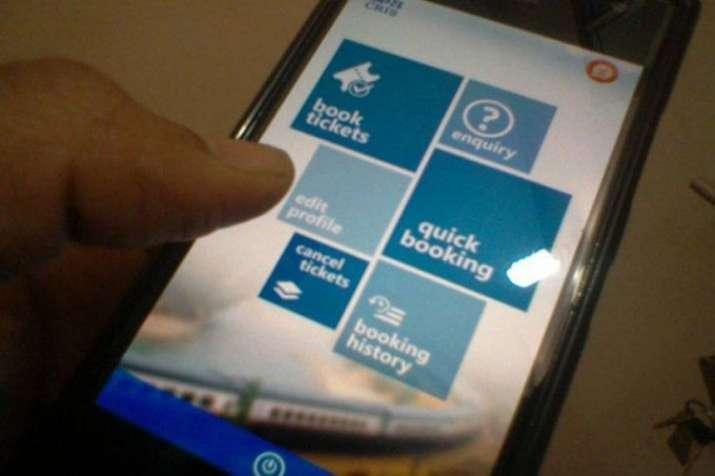 Mobile Ticketing- India TV