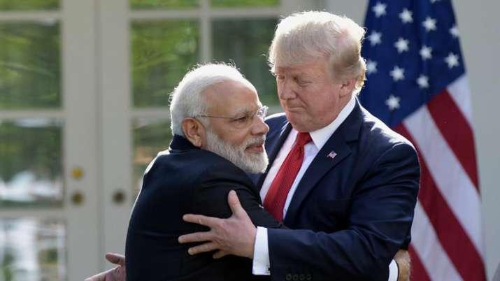 modi trump- India TV Paisa