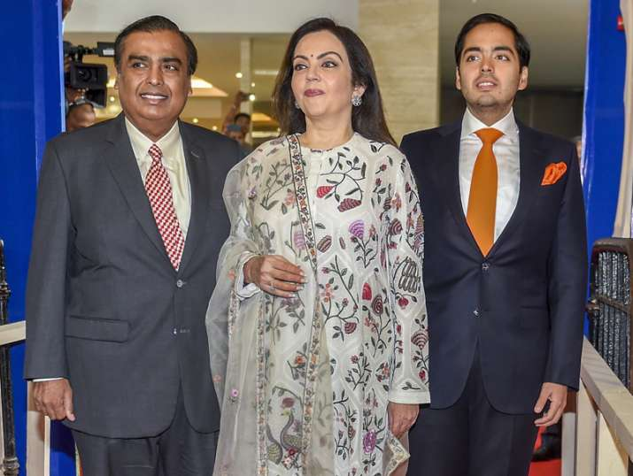 Mukesh Ambani- India TV Paisa