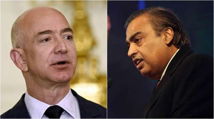 Jeff Bezos earns more in 6 months than what Mukesh Ambani earns in whole life- India TV Paisa