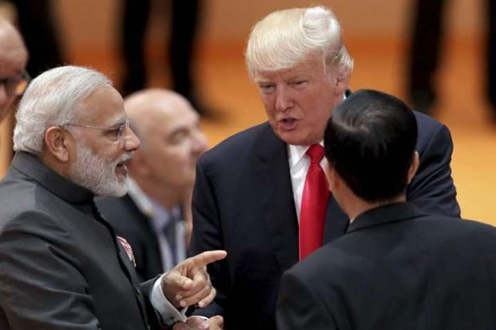 India is a key partner of US in Indo Pacific region, says Trump Administration | AP File- India TV