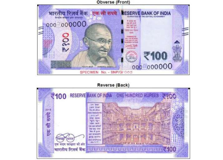 Reserve Bank of India will shortly issue Rs 100 denomination banknotes in New Mahatma Gandhi Series- IndiaTV Paisa