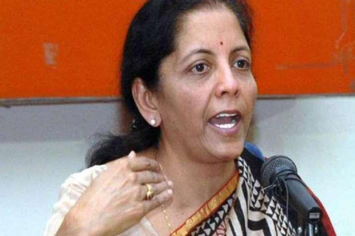 Nirmala sitharaman- Khabar IndiaTV