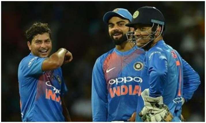 कुलदीप यादव, विराट...- India TV