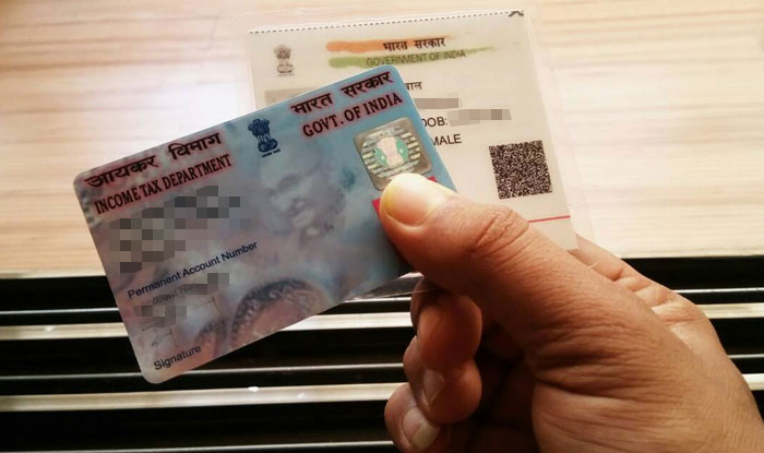 IT Dept initiate aadhaar based process to provide Pan Number free of cost - India TV Paisa