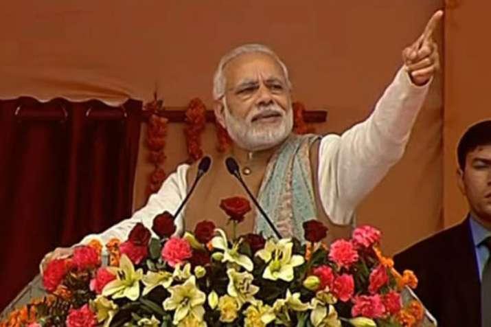 PM मोदी शनिवार को लखनऊ में कई योजनाओं का शिलान्यास करेंगे- India TV