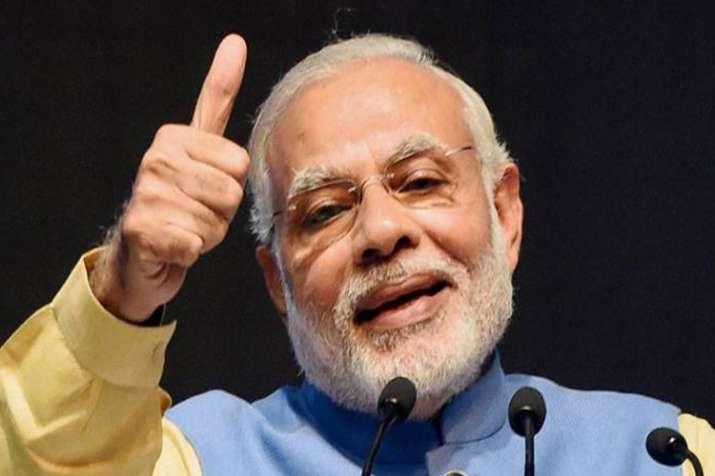 PM Modi congratulates Imran Khan over poll...- India TV