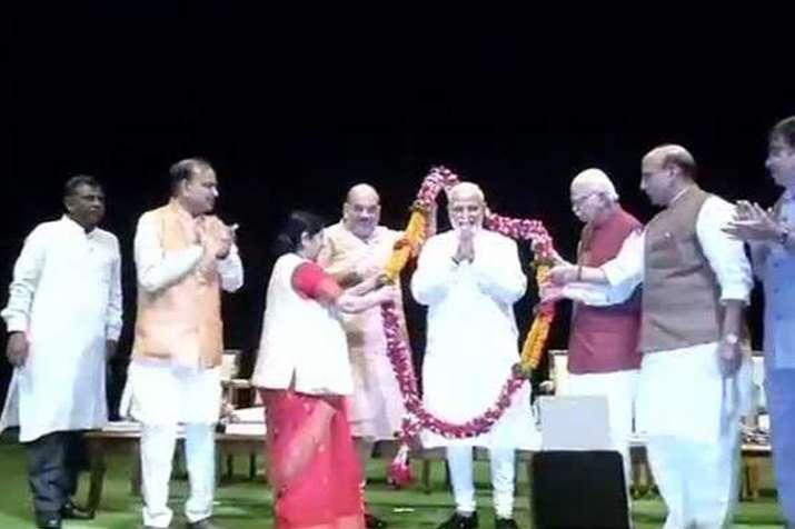 अविश्वास प्रस्ताव पर जीत के लिए मोदी का सम्मान, पीएम ने कहा-विपक्ष बिना तैयारी के आया- India TV