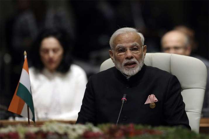 PM Narendra Modi in BRICS summit- India TV