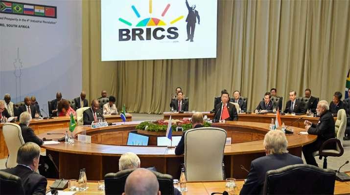 PM Modi in BRICS Summit- India TV Paisa