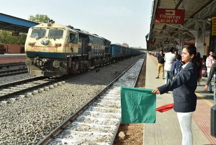 Railway  - India TV Paisa