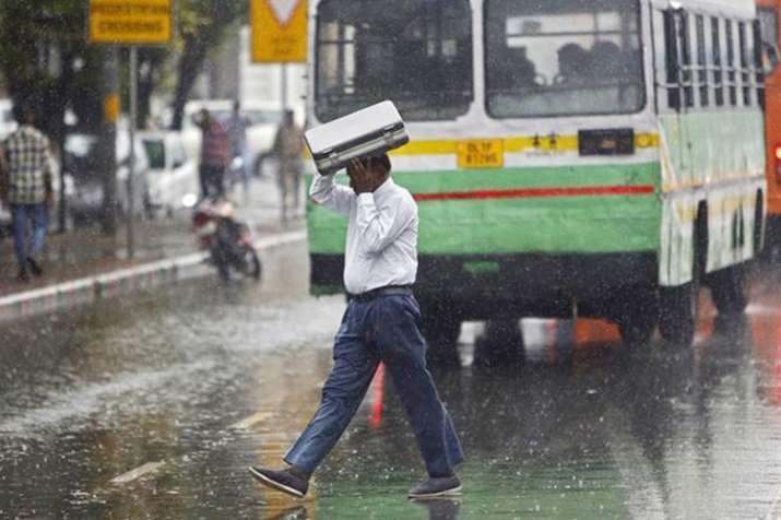 rainfall- Khabar IndiaTV