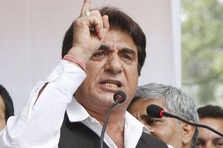 raj babbar- India TV