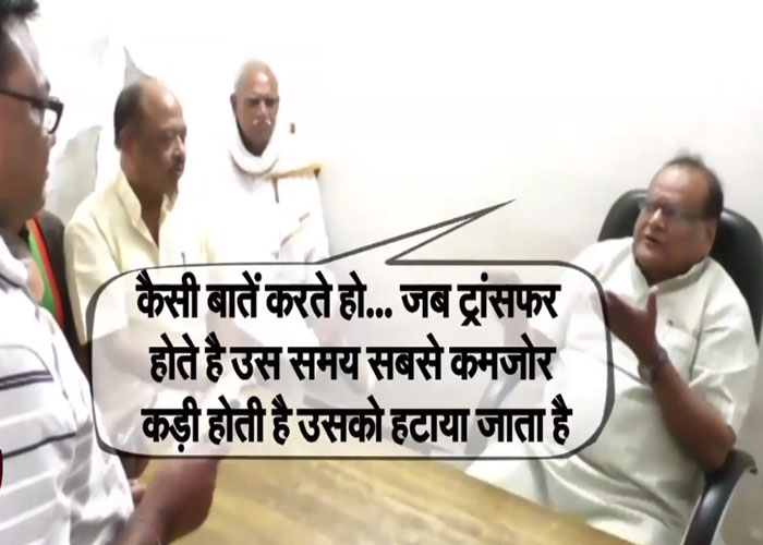 kalicharan saraf- India TV