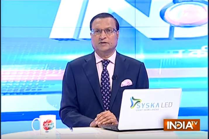 Rajat Sharma Blog- Khabar IndiaTV