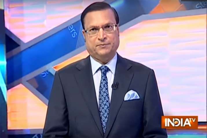Rajat Sharma Blog:No nation can allow millions of foreigners to stay- India TV