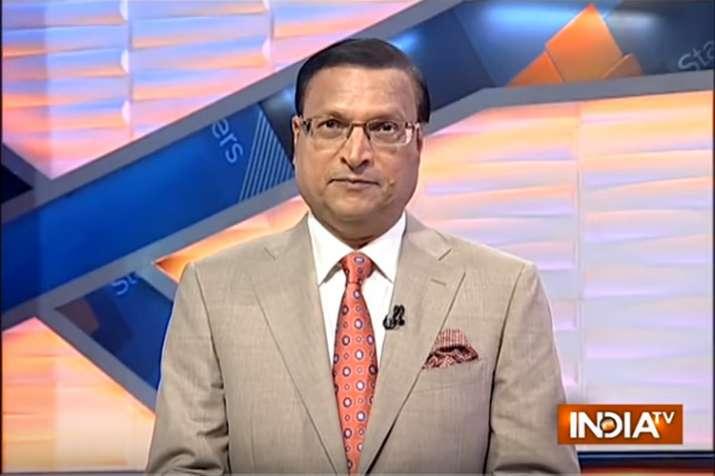 Rajat Sharma - Khabar IndiaTV