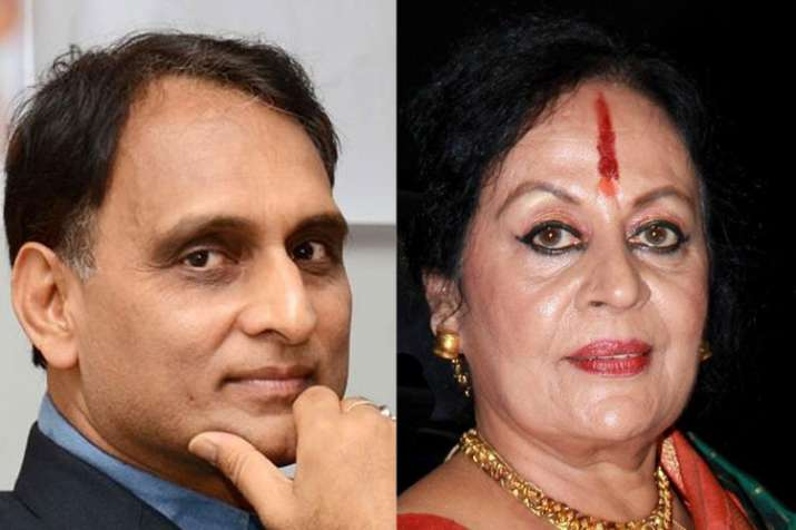 Sonal Mansingh and Rakesh Sinha among four nominated to Rajya Sabha | Facebook- India TV
