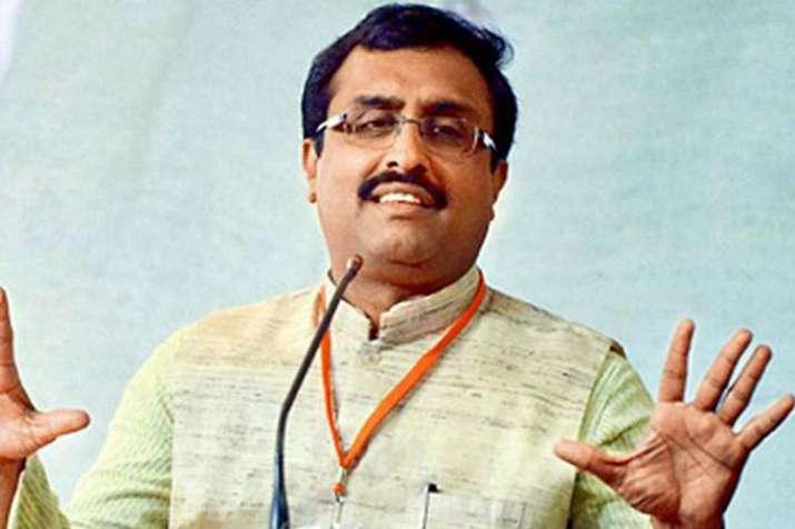 भाजपा जम्मू कश्मीर में राज्यपाल शासन जारी रखने के पक्ष में: राम माधव- India TV