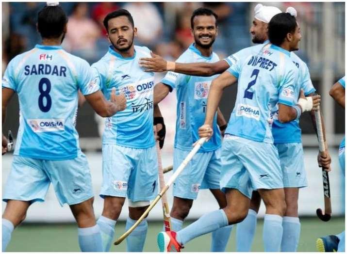 भारतीय हॉकी टीम- India TV