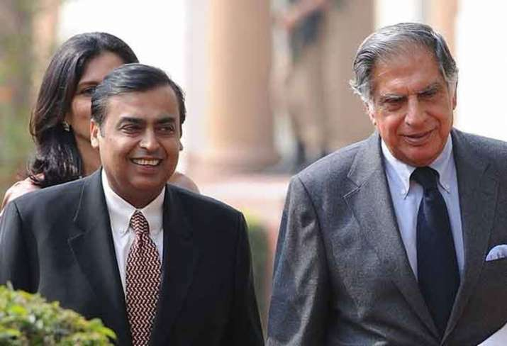 Reliance Industries regains number spot by pushing TCS to 2nd spot- India TV Paisa