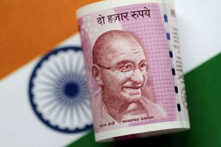 Rupee opens positive on Monday- India TV Paisa