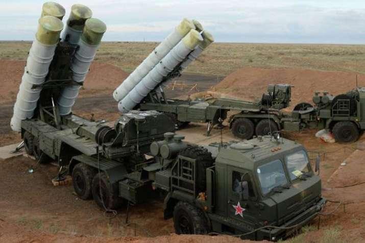 अमेरिकी प्रतिबंध के बावजूद रूस से एस400 एयर डिफेंस मिसाइल खरीदेगा भारत- India TV