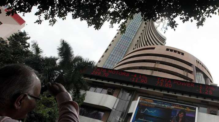 Sensex and Nifty during opening trade on Wednesday - India TV Paisa