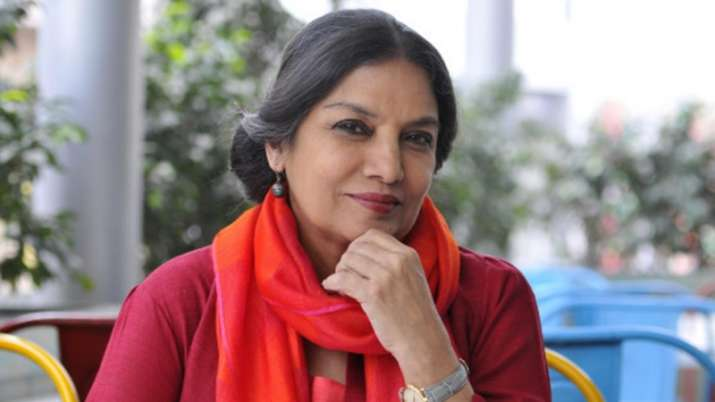 Shabana Azmi- India TV