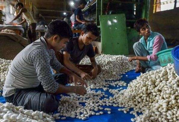 Oldest silk factory in Kashmir reopens after 30 years - India TV Paisa