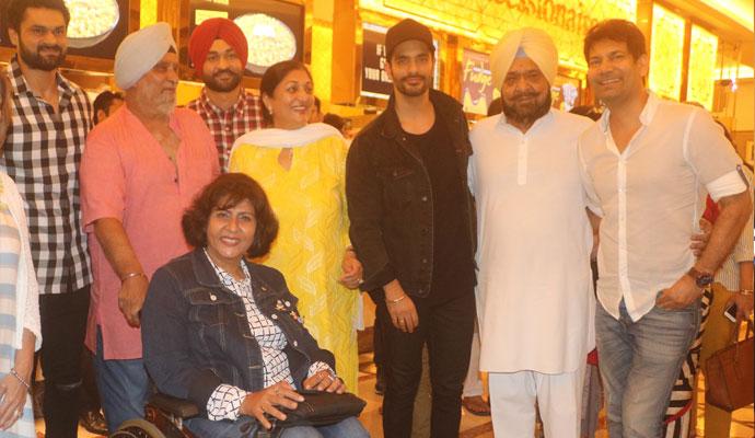 Soorma Screening- India TV