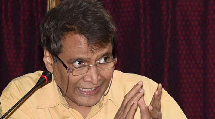 Suresh Prabhu- India TV Paisa