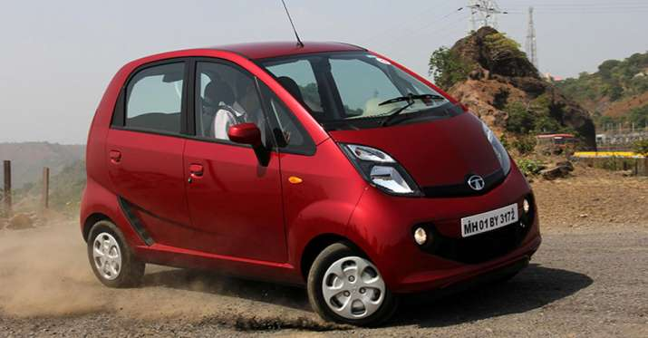 Tata Motors produces only one Nano Car in June- India TV Paisa