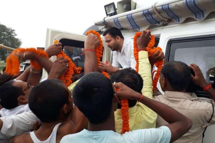 आज से आरजेडी की 'एनडीए भगाओ-बेटी बचाओ' साइकिल यात्रा, जदयू ने कसा तंज- India TV