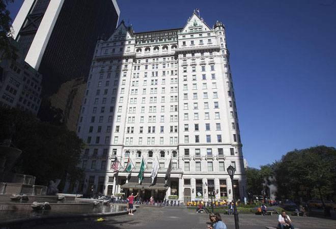 The Plaza Hotel New York- India TV Paisa